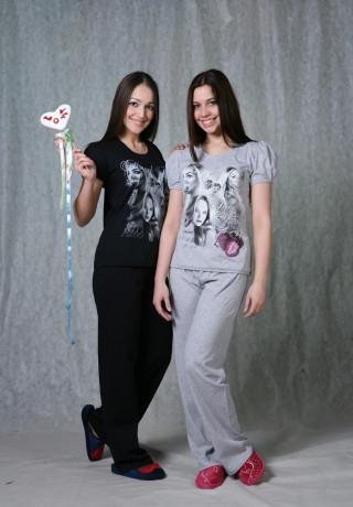 Домашние костюмы в Иваново оптом и в розницу от ТМ «Модный Дом» d10137ca047bf