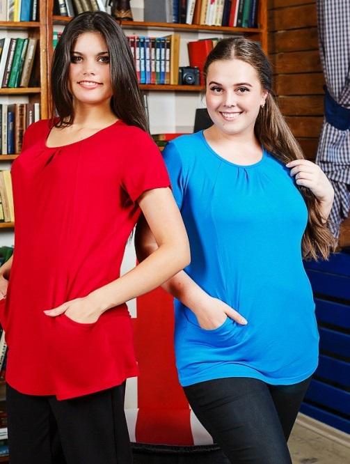 Модные советы: С чем носить туники?